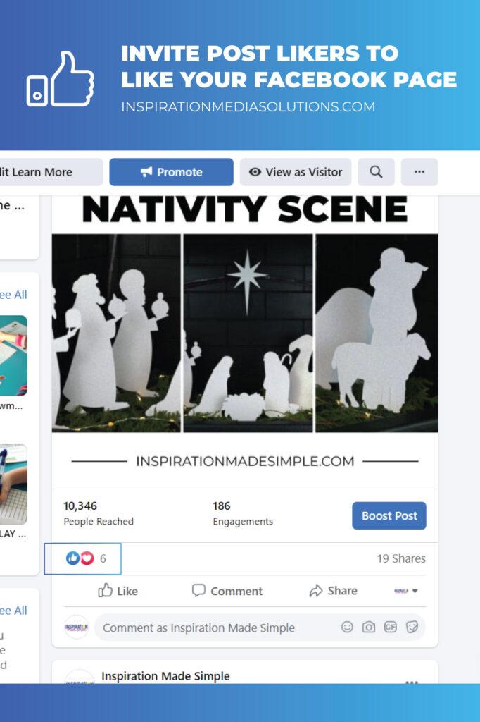 Facebook Invite Feature